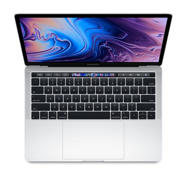 Silver 13-inch 128GB 1.4GHz quad-core processor Turbo Boost up to 3.9GHz
