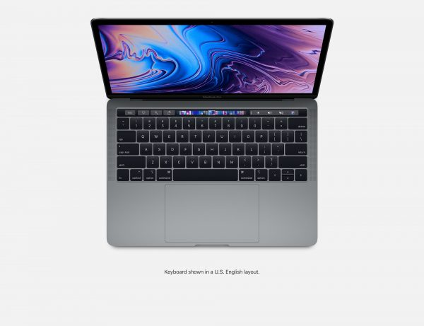 Space Grey 13-inch 128GB 1.4GHz quad-core processor Turbo Boost up to 3.9GHz